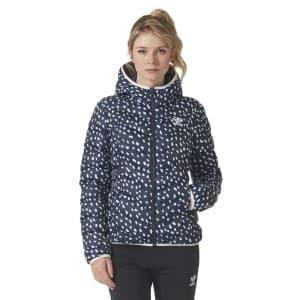 בגדי חורף אדידס לנשים Adidas Originals Slim Aop - כחול
