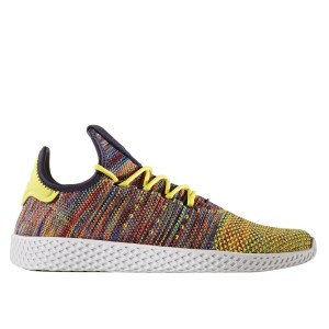 נעליים אדידס לגברים Adidas X Pharrell Williams Tennis HU Primeknit Multicolor - צבעוני