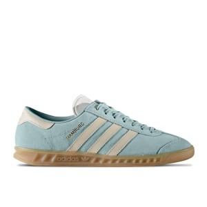 נעליים אדידס לנשים Adidas Hamburg - תכלת