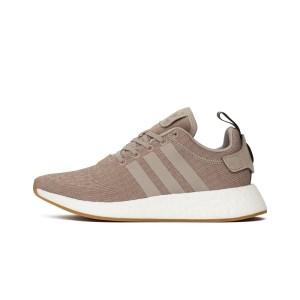 נעליים אדידס לגברים Adidas NMDR2 Pink - בז'