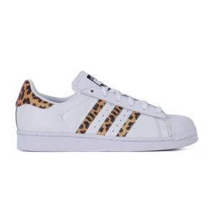 נעליים Adidas Originals לנשים Adidas Originals Superstar W - לבן