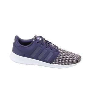 נעליים אדידס לנשים Adidas CF QT Racer W - כחול