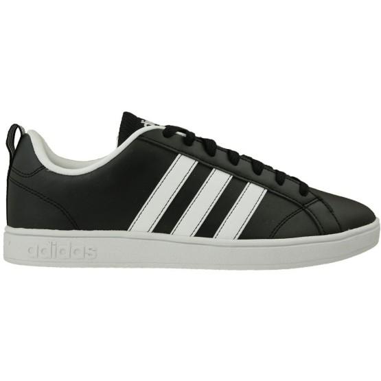 נעלי הליכה אדידס לגברים Adidas VS Advantage - שחור/לבן