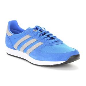 נעלי הליכה אדידס לגברים Adidas ZX Racer - כחול