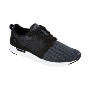 נעליים אסיקס לגברים Asics Gel lyte Hikari - שחור/לבן