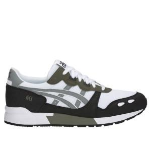 נעליים אסיקס טייגר לגברים Asics Tiger Gel Lyte - לבן/שחור