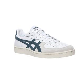 נעלי הליכה אסיקס טייגר לגברים Asics Tiger Gsm - כחול/לבן