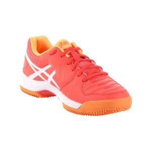 נעליים אסיקס לנשים Asics Gelgame 6 Clay Womens 3001 - כתום