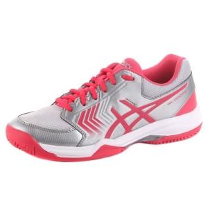 נעלי הליכה אסיקס לנשים Asics Geldedicate 5 Womens 9319 - כסף