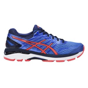 נעלי הליכה אסיקס לנשים Asics GT 2000 5 - כחול/אדום