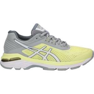 נעלי הליכה אסיקס לנשים Asics GT2000 6 - אפור/צהוב