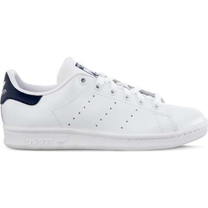 נעליים Adidas Originals לנשים Adidas Originals Stan Smith - כחול/לבן