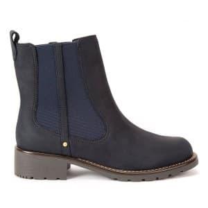 מגפיים קלארקס לנשים Clarks Orinoco Club - כחול