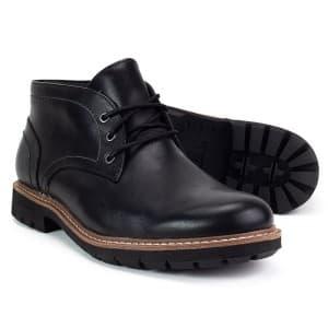 מגפיים קלארקס לגברים Clarks Batcombe LO - שחור