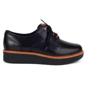 נעלי נוחות קלארקס לנשים Clarks Teadale Rhea - שחור
