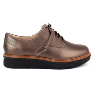 נעלי נוחות קלארקס לנשים Clarks Teadale Rhea - זהב