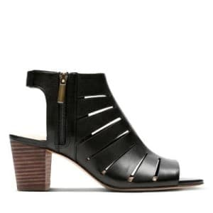 נעליים אלגנטיות קלארקס לנשים Clarks Deloria Ivy - שחור