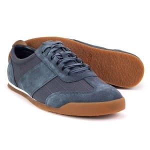 נעלי נוחות קלארקס לגברים Clarks Clarks Siddal Mix - כחול