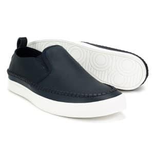 נעליים קלארקס לגברים Clarks Kessell Slip - כחול כהה