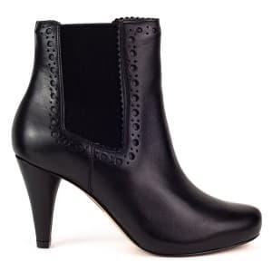 נעלי עקב גבוהות קלארקס לנשים Clarks Dalia Bella - שחור