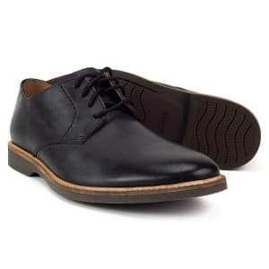 נעליים אלגנטיות קלארקס לגברים Clarks Atticus Lace - שחור