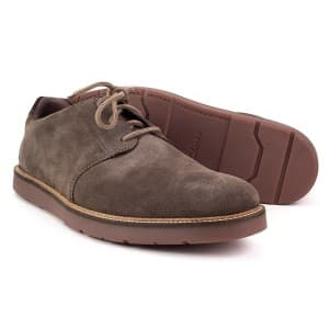 נעליים קלארקס לגברים Clarks Grandin Plain - חום