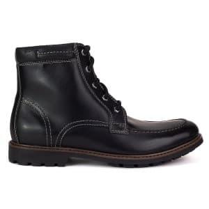 מגפיים קלארקס לגברים Clarks Curington High - שחור