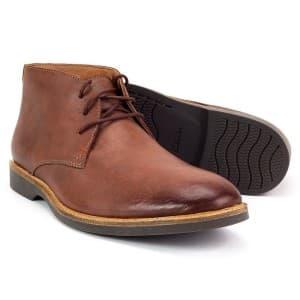 מגפיים קלארקס לגברים Clarks Atticus Limit - חום
