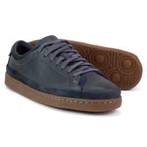 נעליים קלארקס לגברים Clarks Nathan Craft - אפור