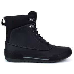 מגפיים קלארקס לגברים Clarks Bowman Rise - שחור