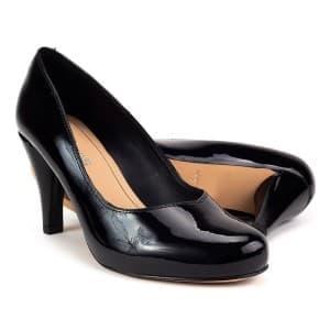 נעלי עקב גבוהות קלארקס לנשים Clarks Dalia Rose - שחור