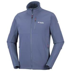 בגדי חורף קולומביה לגברים Columbia Titan Ridge III Hybrid - כחול