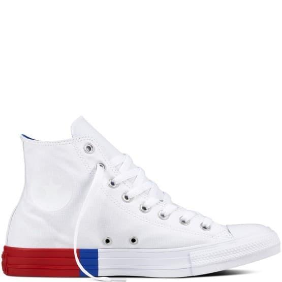 נעליים קונברס לנשים Converse Chuck Taylor All Star - לבן