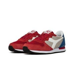 נעליים דיאדורה לגברים Diadora Camaro - כחול/אדום