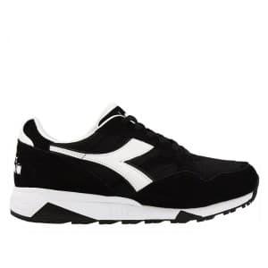 נעליים דיאדורה לגברים Diadora N902 S - שחור/לבן
