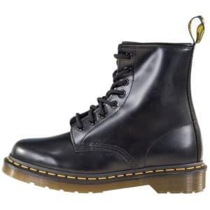 מגפיים דר מרטינס  לגברים DR Martens Black Smooth - שחור