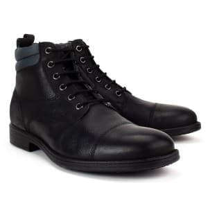 נעליים ג'יאוקס לגברים Geox Jaylon - שחור