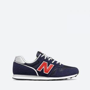 נעלי סניקרס ניו באלאנס לגברים New Balance ML373 - כחול/לבן