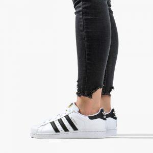 נעליים Adidas Originals לגברים Adidas Originals Superstar - לבן/שחור