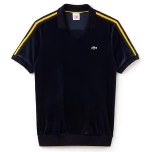 ביגוד לקוסט לגברים LACOSTE DH9008 - כחול/צהוב