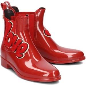 מגפיים Lemon Jelly לנשים Lemon Jelly Ollie - אדום