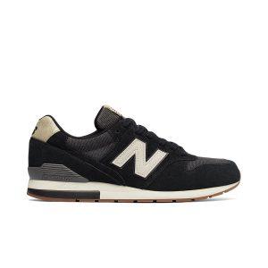 נעלי סניקרס ניו באלאנס לגברים New Balance MRL996 - שחור/לבן