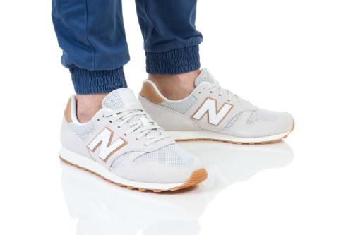 נעליים ניו באלאנס לגברים New Balance ML373 - אפור בהיר