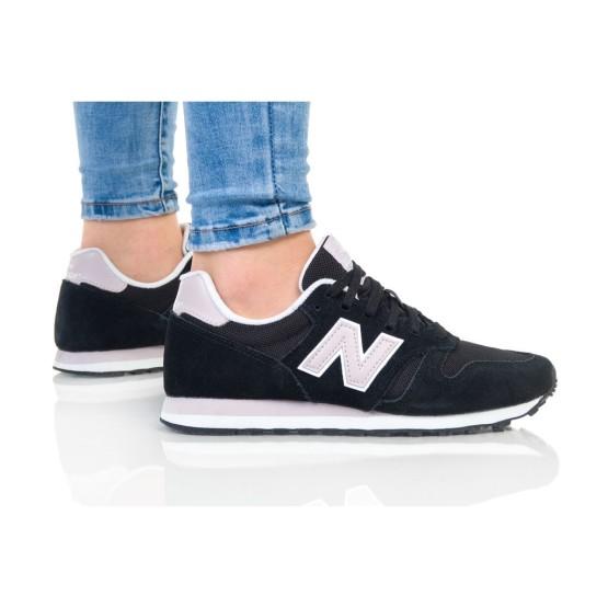 נעליים ניו באלאנס לנשים New Balance WL373 - שחור/ורוד