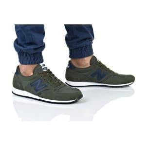 נעליים ניו באלאנס לגברים New Balance U420JDE - ירוק