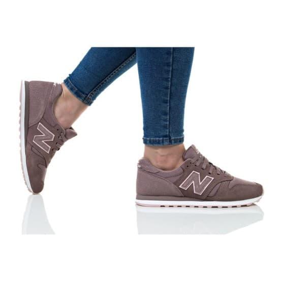 נעלי סניקרס ניו באלאנס לנשים New Balance WL373 - חום