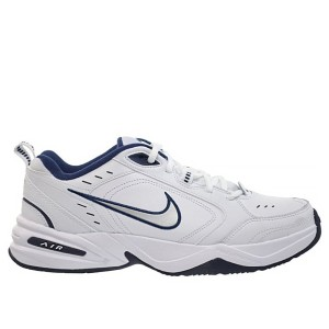נעלי הליכה נייק לגברים Nike Air Monarch IV Training Shoe White - לבן