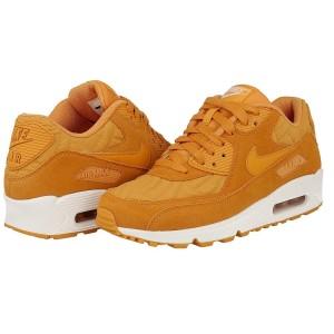 נעליים נייק לגברים Nike Air Max 90 Essentia - חרדל