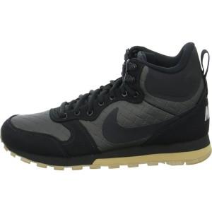 נעליים נייק לנשים Nike MD Runner 2 Mid Premium - שחור