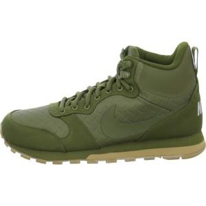 נעליים נייק לנשים Nike MD Runner 2 Mid Premium - ירוק
